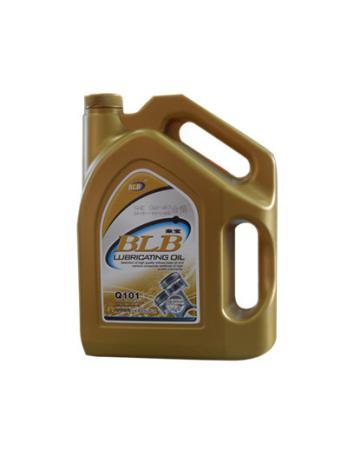 Q101 SN+/C1-4 0W/40合成型汽油发动机油   4L-6