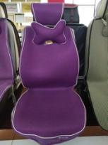 机编紫罗兰加米竖条(坐垫)BLB-54